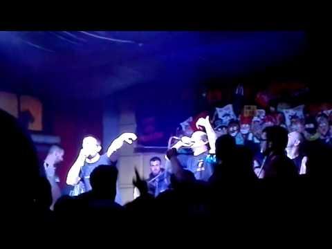 Bull Brigade feat. ABAN - psm - live @csa Askatasuna