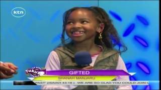 Gifted with Shanah Manjaru 28th August 2016