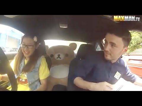 Pranking Driving Instructors