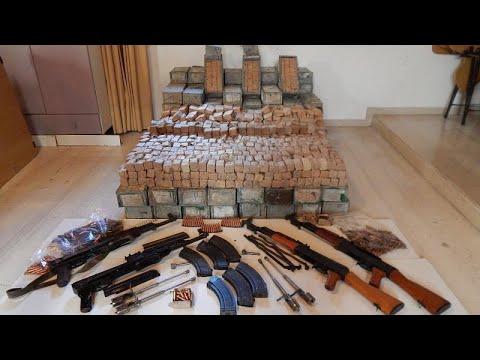 Εξαρθρώθηκε στην Κρήτη διεθνές κύκλωμα διακίνησης όπλων και πυρομαχικών…