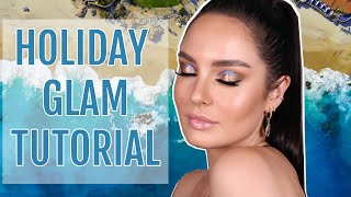 Playing with my CURRENT FAV PRODUCTS: Blue Cut Crease (who is she?!) \\ Chloe Morello by Chloe Morello