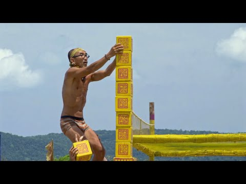 Get Over It (Part 2 of 2) Immunity Challenge -Survivor: Kaôh Rōng (Kaoh Rong) - S32E06