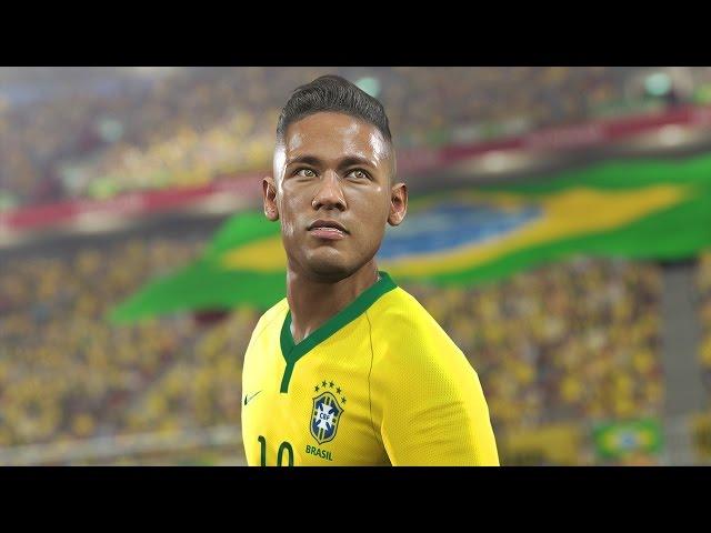 Видео к игре Pro Evolution Soccer 2016
