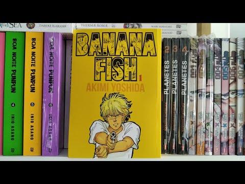 Banana Fish vol.1 - Comentários