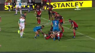 Crusaders v Blues Rd.4 Super Rugby Video Highlights 2017