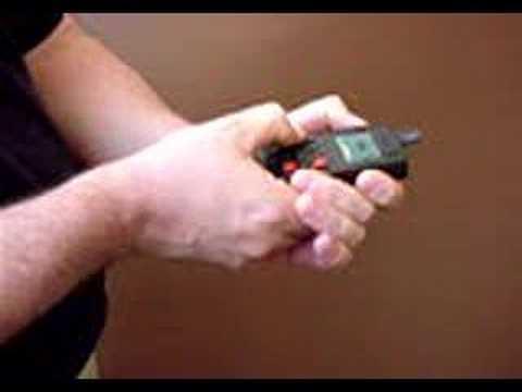 Most powerful cell phone gun