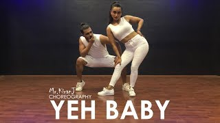 Video Yeh Baby | Kiran J | DancePeople Studios MP3, 3GP, MP4, WEBM, AVI, FLV Januari 2019