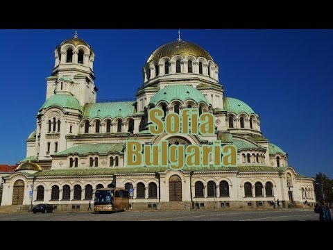 Our last day traveling in Sofia, Bulgaria travel video