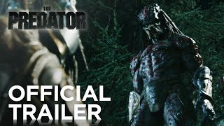 VIDEO: THE PREDATOR – Off. Trailer