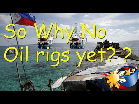 So Why No Oil Rigs Yet Philippines?