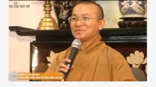 Triết lý đôi dép- Quan niệm Phật giáo về hạnh phúc lứa đôi  -  TT. Thích Nhật Từ