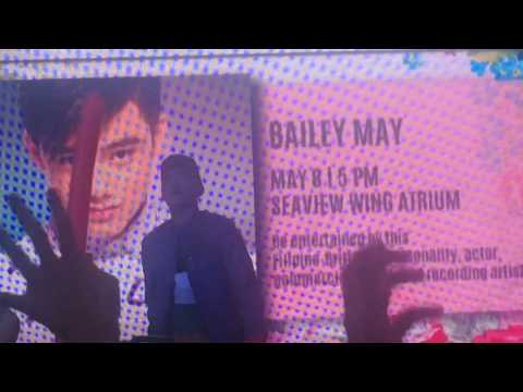 Bailey May at sm seaside Cebu