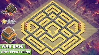 Clash of Clans - We are here with the NEW Town Hall 8 War Base for 2017. opponent hardly get 3 star from this base otherwise they can only claim 2 or 1 Star from this base. That's why we call this base as Anti 2 or 3 Star TH8 base. And also this base is anti dragon as well as anti GOVAWI. But remember you need max defensive troops in your Clan Castle. So request your clan mate for max wizard, max balloons, and max valk. ▬▬▬▬▬▬▬▬▬▬▬▬▬▬▬▬▬▬▬▬▬▬▬▬▬▬▬▬▬Subscribe : https://goo.gl/52Hu3iFacebook Page : https://www.facebook.com/baseofclans/twitter : https://twitter.com/BaseofClansClash of Clans is an addictive multi-player game which consists of fast paced action combat. Build and lead your personalized armies through enemy bases taking gold, elixir and trophy's to master the game and become a legend. Up-rise through the realms and join a clan to reign supreme above all others.▬▬▬▬▬▬▬▬▬▬▬▬▬▬▬▬▬▬▬▬▬▬▬▬▬▬▬▬▬Song: Elektronomia - Sky High [NCS Release]Music provided by NoCopyrightSounds.Video Link: https://youtu.be/TW9d8vYrVFQDownload Link: https://NCS.lnk.to/SkyHigh▬▬▬▬▬▬▬▬▬▬▬▬▬▬▬▬▬▬▬▬▬▬▬▬▬▬▬▬▬Related Searches:town hall 8 war base anti dragon,town hall 8 war base best defense,town hall 8 war base 2017 anti everything,town hall 8 war base anti hog anti dragon,th8 war base 2017 anti everything,th8 war base 2017 anti dragon,th8 war base without bomb tower,th8 war base 2017 anti 3 star,coc th8 war base anti everything,coc th8 war base 2017 anti 3 star,coc th8 war base new update,coc th8 war base with replays,coc th8 war base 2017 anti dragon,coc th8 war base best defense,best th8 war base 2017 anti everything,best th8 war base anti dragon,new th8 war base 2017 anti everything,new th8 war base anti dragon,Double Cannon,With Double Cannon,