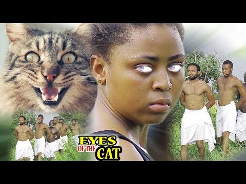 Eyes Of The Cat 1&2 - Regina Daniel 2018 Latest Nigerian Nollywood Movie New Released Movie Full Hd