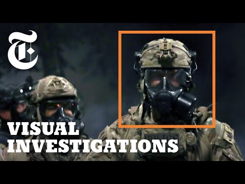 How Federal Officers Escalated Violence in Portland | Visual Investigations