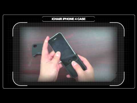 AccessoryGeeks.com Reviews the iChair case for the iPhone 4