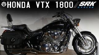 10. Honda VTX 1800