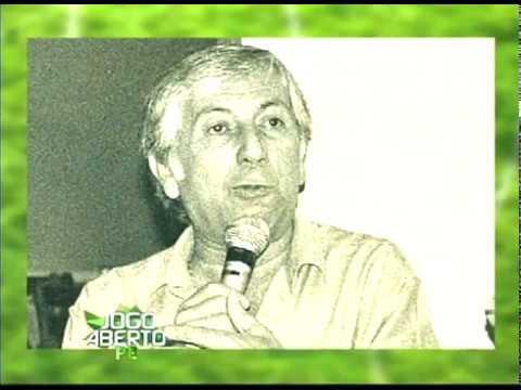 [JOGO ABERTO PE] Morre, aos 87 anos, o comentarista Luiz Cavalcante