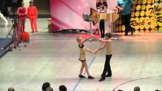 Joline Specht & Daniel Langer - Großer Preis von Deutschland 2012
