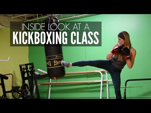 What To Expect At A Kickboxing Class | Keltie O'Connor