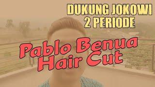 Video Dukung Jokowi , Pablo Benua Hair Cut , Supaya Lebih Milenial ... MP3, 3GP, MP4, WEBM, AVI, FLV April 2019
