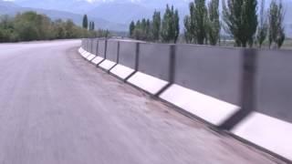 Реабилитация дороги Бишкек-Нарын-Торугарт