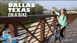 Lake Dallas (TX) United States  City new picture : Dallas, Texas | Biking White Rock Lake | Let's Roam