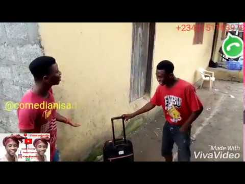 Jamaica Bicycle Venza(Real House Of Comedy)(Isados Comedy)(Nigerian Comedy)