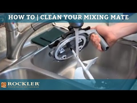Cleaning Your Mixing Mate