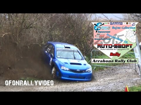 6. Auto-Szoft Rallye 2015 Action & Crash -ofonrallyvideo