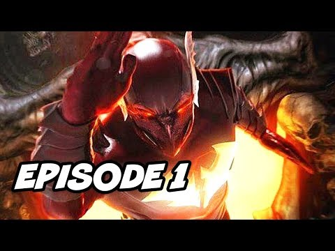 The Flash Season 6 Episode 1 Crisis On Infinite Earths - TOP 10 WTF and Easter Eggs