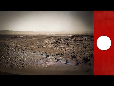 Δείτε τον πλανήτη Άρη όπως δεν τον έχετε δει ποτέ μέσα από το βίντεο 360° της NASA