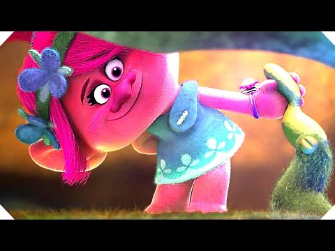 TROLLS (Animation, Movie HD) - ALL Trailers + Movie Clips COMPILATION !