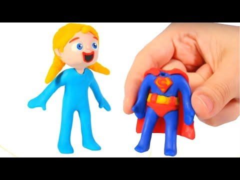 WHICH IS LITTLE PRINCESS FAVORITE DRESS?? ❤ PLAY DOH CARTOONS FOR KIDS