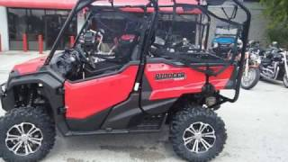 9. New 2016 Honda® Pioneer™ 1000-5 UTV For Sale in Jacksonville near St. Augustine and Orlando, FL