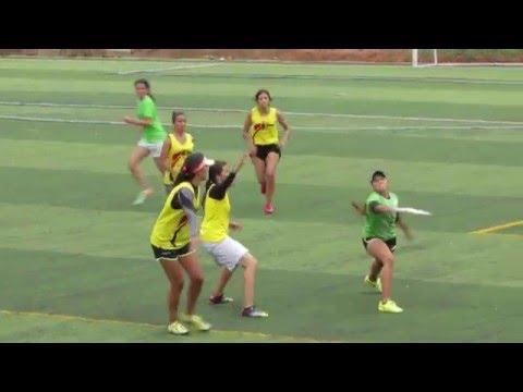 Cómo se juega el Ultimate Frisbee