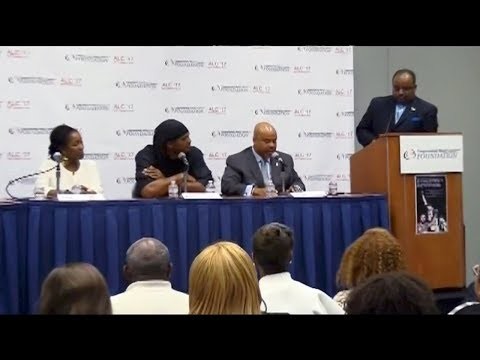 CBCFALC17: Highlights From The Activist Athlete Panel Discussion