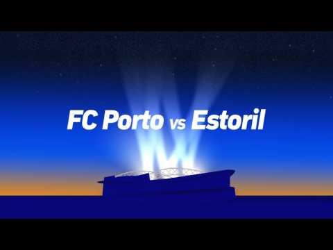 Promo de FC Porto vs Estoril Praia