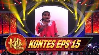 Video Hebat! Delima Dari Kecil Jago Nyanyi & Ayu Ting Ting Punya Goyang Gurita - Kontes KDI Eps 15 (24/8) MP3, 3GP, MP4, WEBM, AVI, FLV November 2018