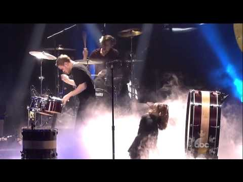 "Imagine Dragons ""Demons"" Radioactive Live 2013 AMA American Music Awards"
