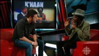 The Hour: K'naan