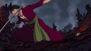 Roronoa Zoro VS Ain - Eng Sub [1080HD]