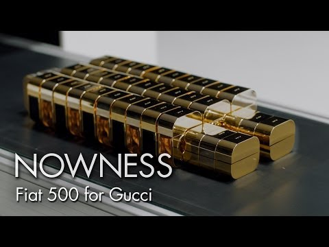0 NOWNESS   Fiat 500 by Gucci | Film by Chris Sweeney