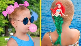Video 13 Cute Hairstyle Ideas For Little Girls MP3, 3GP, MP4, WEBM, AVI, FLV September 2019
