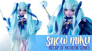 Hey! Here is the recap of my recently completed Patreon series where I show you how I turned a regular Monster High doll into Snow Miku 2017 ( Hatsune Miku from Vocaloid )https://www.patreon.com/nicollesdreamswww.gumroad.com/nicollesdreamsSpecial thanks to the lovely Destiny from Haute Splastic for creating the amazing outfit :)------------------------------------------« L I N K S » ◦ Patreon ★ https://www.patreon.com/nicollesdreams◦ Gumroad ★ https://gumroad.com/nicollesdreams◦ Instagram ★ http://instagram.com/andreja◦ Facebook ★ tinyurl.com/Nicolles-Dreams-FB◦ Twitter ★ @nicolles_dreams------------------------------------------« QUESTIONS? »◦ Doll F.A.Q. http://tinyurl.com/bjd-faq◦ Q&A 01 video http://www.youtube.com/watch?v=2z1pywWVVVc◦ Q&A 02 video http://www.youtube.com/watch?v=7FBxRR5p6G8------------------------------------------« C O N T A C T » For Business Inquiries & Collaborations: nicolles.dreams.shop@gmail.com------------------------------------------« P.O. BOX »Andreja, P.O. Box 240, Chadstone Centre, VIC 3148 Australia