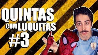 Video A VOLTA DE JESUS - QUINTAS COM LUQUITAS #3 MP3, 3GP, MP4, WEBM, AVI, FLV Juli 2018