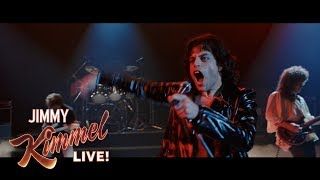 Video Rami Malek on Becoming Freddie Mercury MP3, 3GP, MP4, WEBM, AVI, FLV Oktober 2018