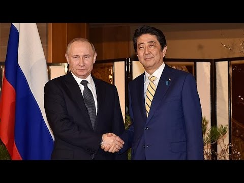 Στην Ιαπωνία ο Βλαντίμιρ Πούτιν