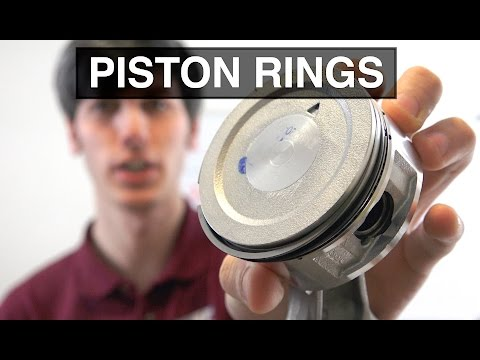 Piston Rings & Blowby - Explained