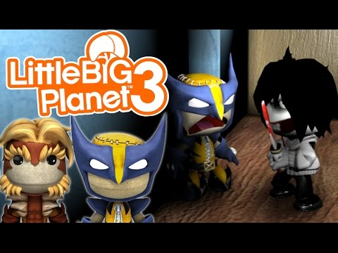 Video GO TO SLEEP! | Little Big Planet 3 Multiplayer (42) Jeff The Killer download in MP3, 3GP, MP4, WEBM, AVI, FLV January 2017